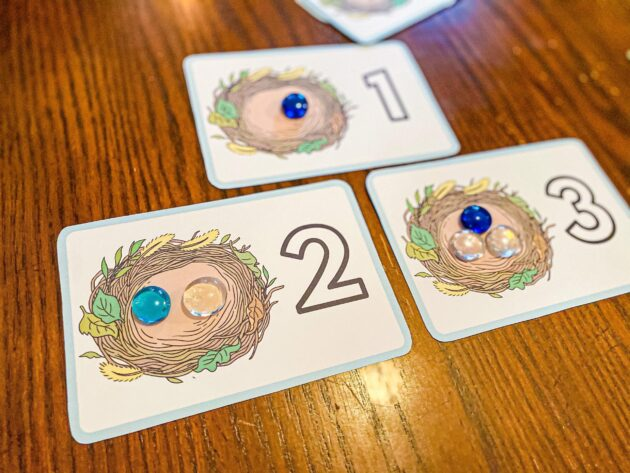 Egg Count and Trace Mats