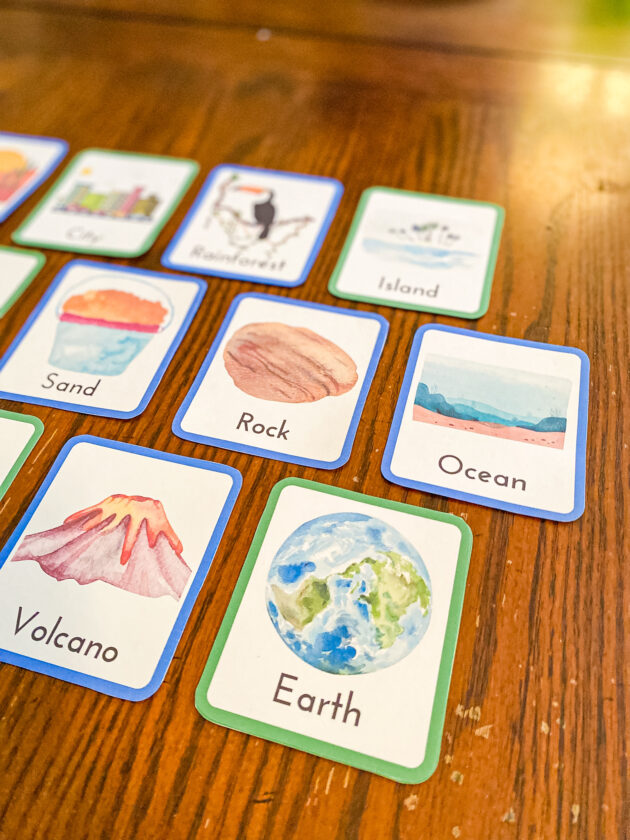 Earth Science Flashcards